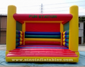 kids N adults big inflatable jumping castle
