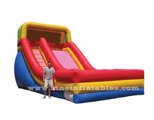 mega inflatable slide