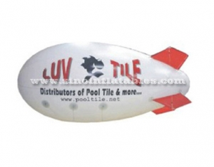 commercial used advertising inflatable blimp