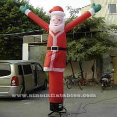 christmas Santa Claus inflatable air dancer