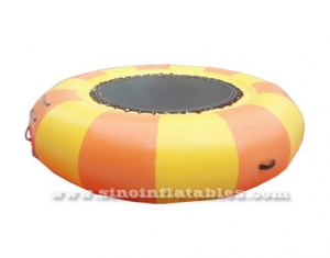 small size inflatable trampoline for kids