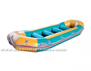 fishing N drifting inflatable kayak