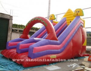 Egypt pyramid inflatable slide