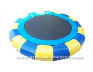 children N adults inflatable water trampolines with springs