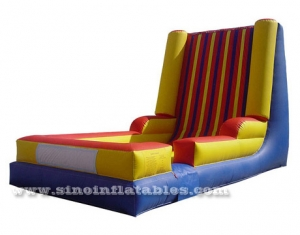 inflatable sport velcro wall