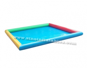 kids n adults giant inflatable pool - Rectangle Inflatable Pool