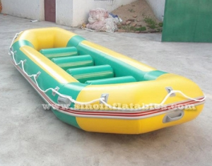 8 persons big inflatable kayak