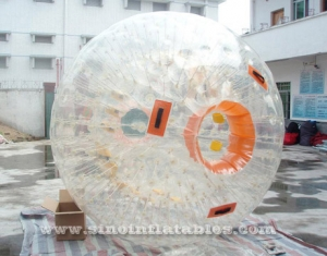TPU Giant human inflatable zorb ball suit