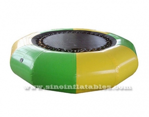 small size kids inflatable trampoline without springs