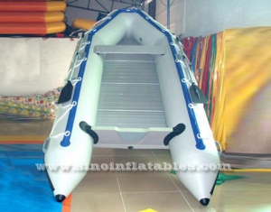 8 persons aluminium floor inflatable dinghy boat