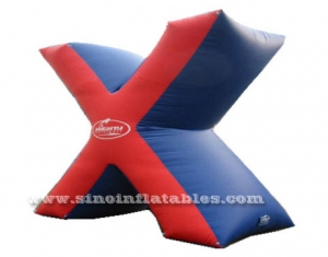 Archery tag target mighty inflatable paintball bunker game