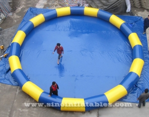 big inflatable swimming pool for kids water ball rentals
