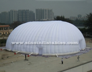 sports arena giant inflatable dome tent