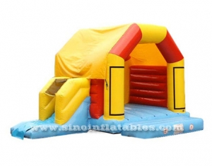 Commercial outdoor kids inflatable jumping castle