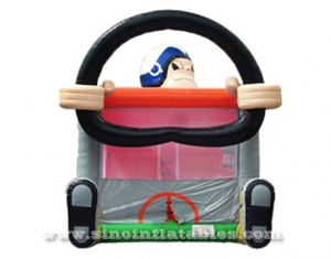 Monkey inflatable jumping castle