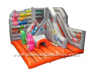 Outdoor newest commercial inflatable combo game