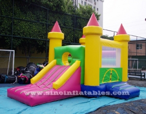 High quality colorful toddler inflatable jumping castle