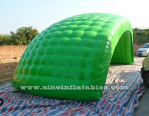 half hemisphere promotion exhibition inflatable tent