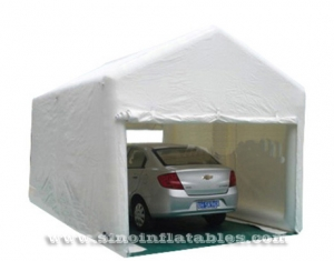 movable car parking garage airtight inflatable tent