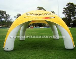 advertising movable airtight inflatable tent