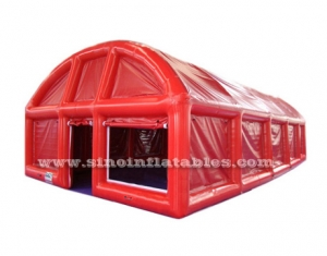 full enclosed giant airtight party inflatable tent