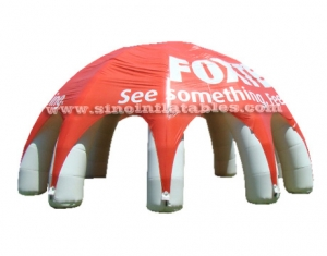 outdoor advertising air tight inflatable tent