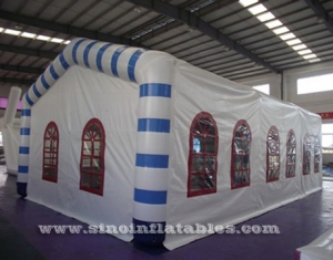 party event air tight inflatable tent