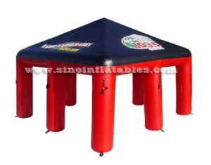 trade show advertising airtight inflatable tent