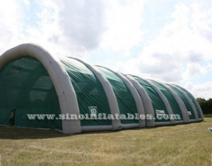 airtight frame sports arena giant inflatable tent