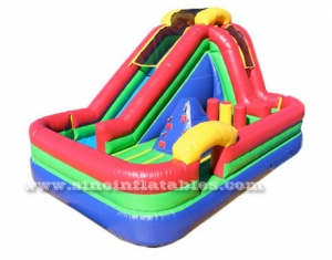 Commercial Kid Inflatable Playground