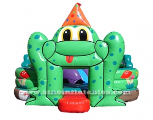 toddler froggs inflatable fun city