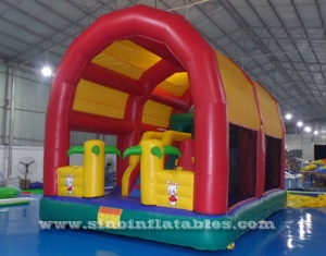 giant funny house inflatable amusement park