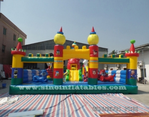 Tom and Jerry outdoor kids inflatable playground