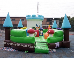 kids giant inflatable playground