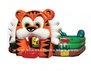 tiger inflatable game