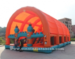 biggest inflatable amusement park
