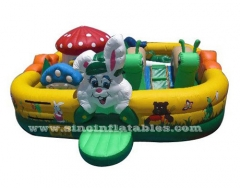 toddler big inflatable amusement park