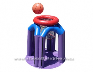 giant inflatable basketball monster water toys