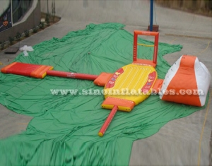 Custom made outdoor kids inflatable floating toy