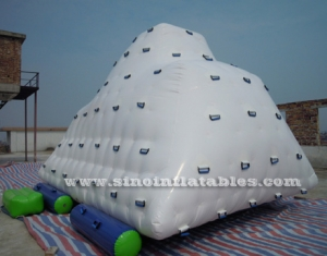 Hot sale commercial use inflatable iceberg