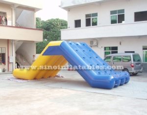 airtight mobile summer inflatable pool slide water toys