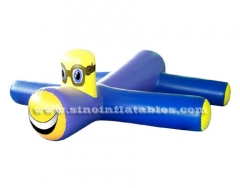 seesaw inflatable water toys for kids and adults