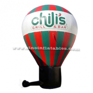 Grill N Bar colorful inflatable balloon