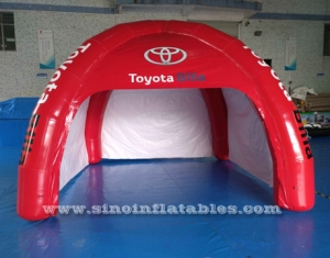 outdoor movable airtight inflatable advertising tent