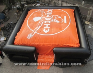 10x10 meters commercial adults big inflatable air bag