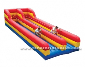 kids N adults inflatable bungee run