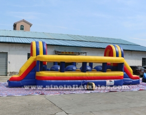 wipeout inflatable big baller