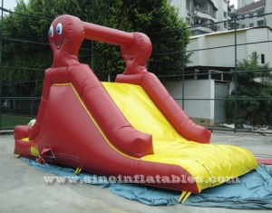 indoor small kids inflatable slide