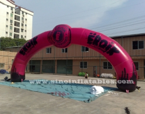 Commercial outdoor decoration inflatable arch