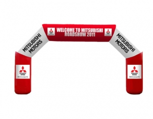 Best seller outdoor advertising inflatable archway